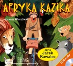 Afryka Kazika 2 CD. Audiobook