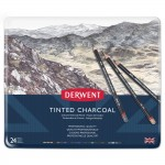 Derwent - Tinted Charcoal 24