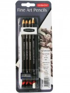 Derwent Fine Art Pencils Charcoal