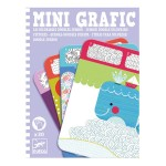 Mini Grafic Doodle junior Djeco DJ05387