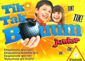 Tik...Tak...Bum...Junior
