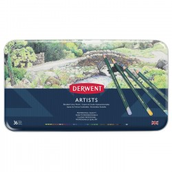 Derwent - komplet kredek Artists 36