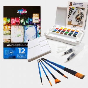 Zieler. Zestaw watercolour starter set