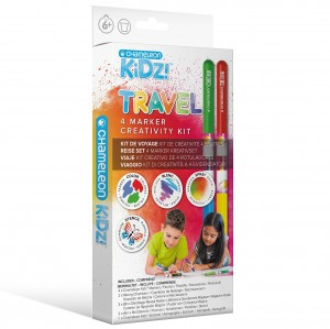 Chameleon Kidz Travel 4 Color
