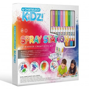 Chameleon Kidz Spray Station 20 Color